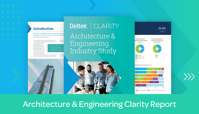 41st Annual Deltek Clarity A&E Study