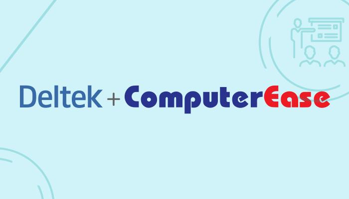 Deltek + ComputerEase