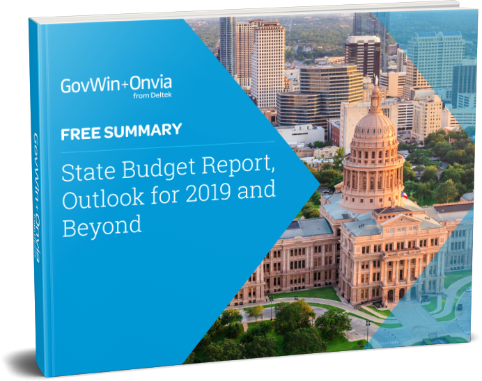 State Budget Report, Outlook for 2019 and Beyond