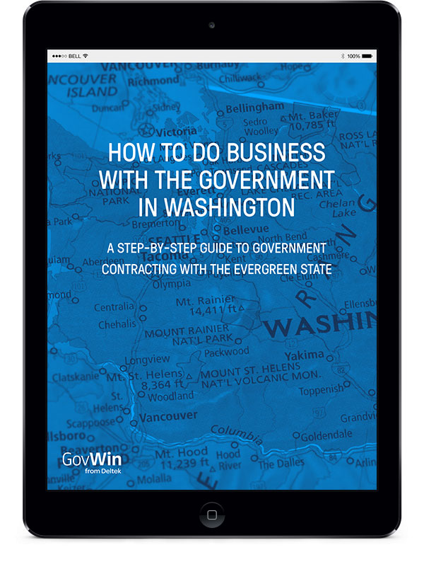 How to do Business with the Government in Washington