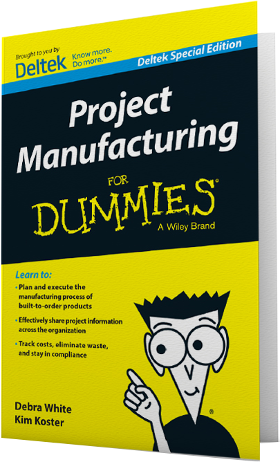 Project Manufacturing for Dummies