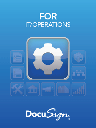 DocuSign for IT/Operations