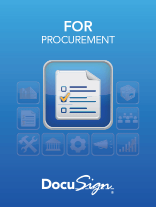 DocuSign for Procurement