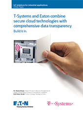 Eaton T-Systems machinebouw IoT whitepaper veilige cloud oplossingen en datatransparantie