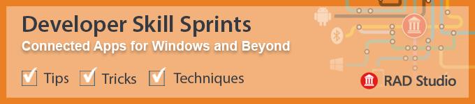 Developer Skill Sprints