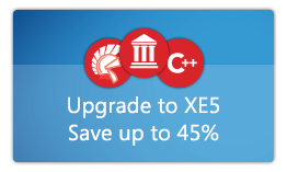 Upgrade to XE5
