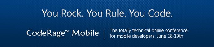 CodeRage Mobile