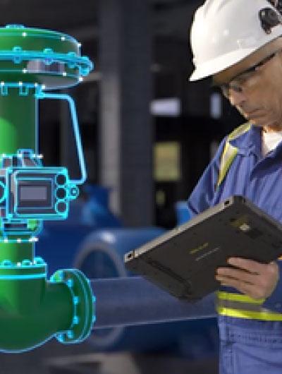 Aplicación de Servicios Digitales para válvulas en la nueva era Industrial