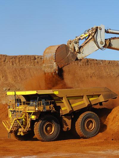 Aproveche el poder del IIoT con Aplicaciones de Connected Services para Minería