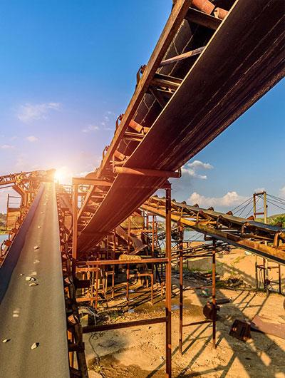 Aplicaciones de medición de caudal para la industria minera