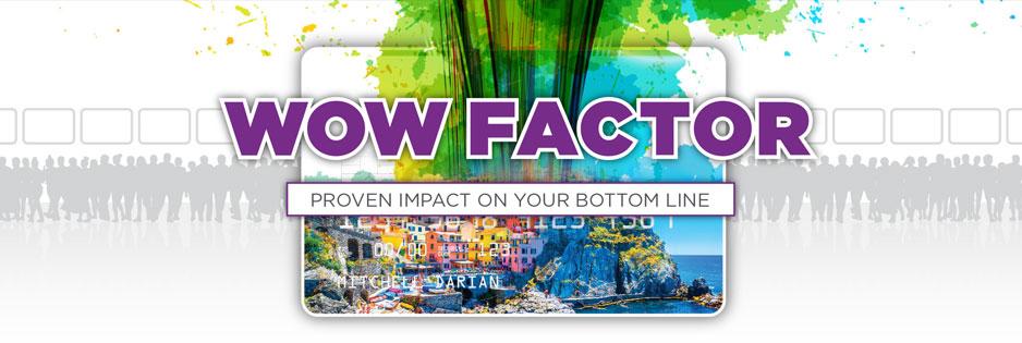 WOW Factor banner