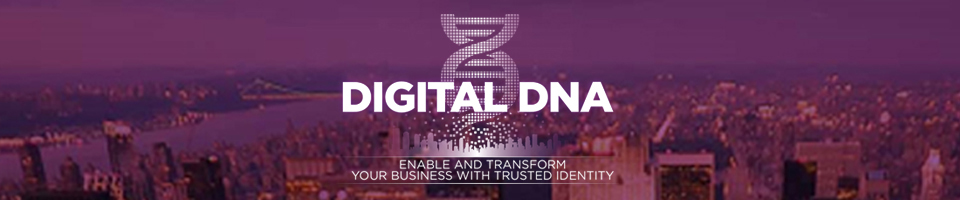 Digital DNA banner