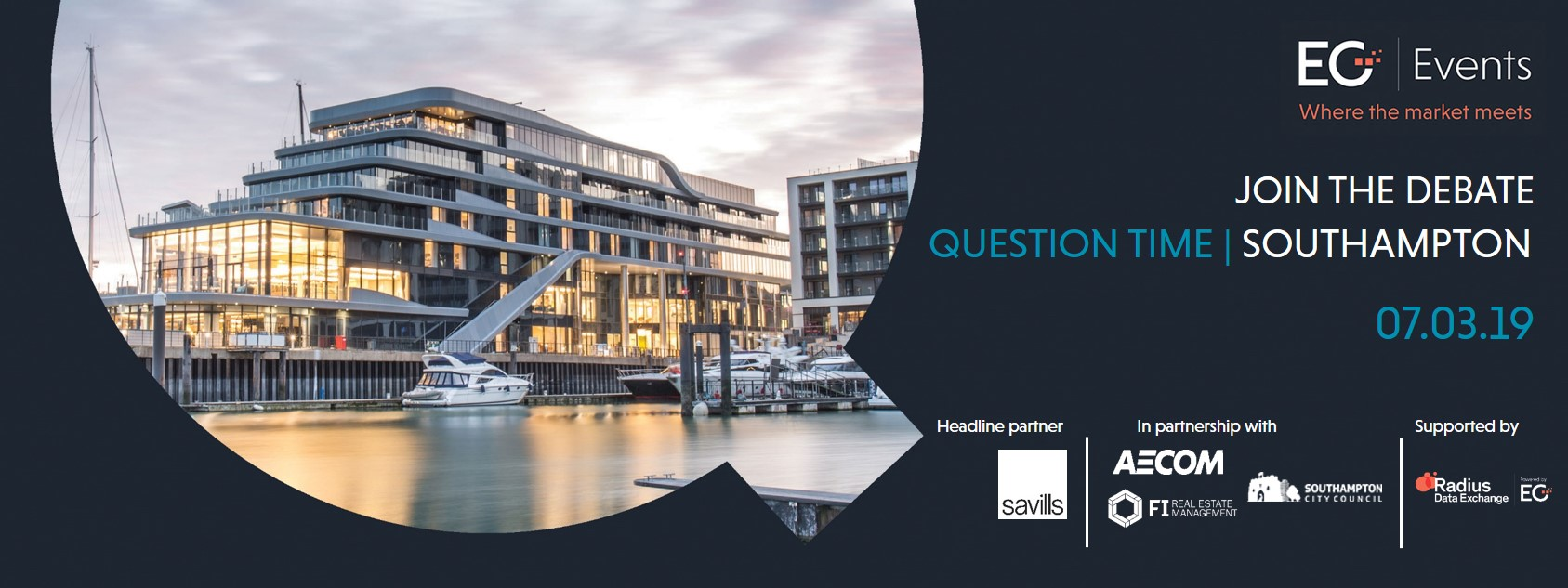 EG Question Time Southampton | 28.02.19