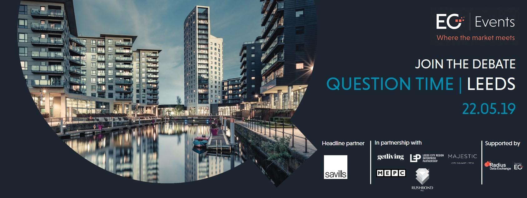 EG Question Time Leeds | 05.22.19