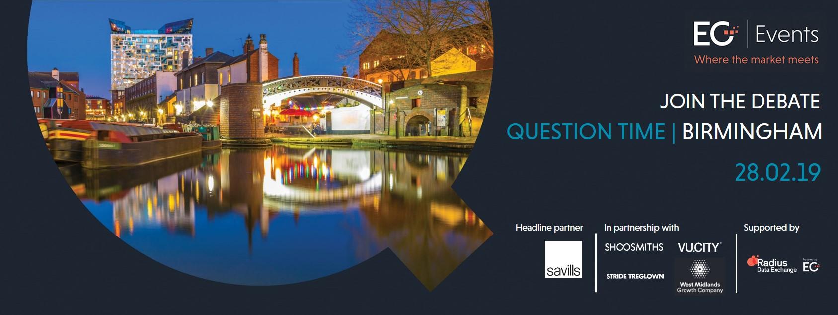 EG Question Time Belfast | 17.09.18