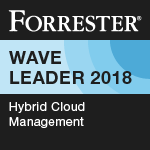 Forrester Wave Leader Hybrid Cloud Management