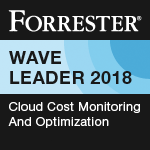 Forrester Wave Leader Cloud Cost Monitoring and Optimization RightScale