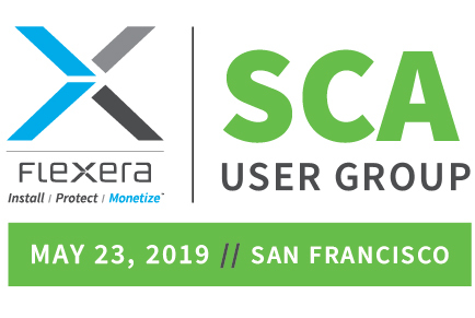SCA User Group 2019
