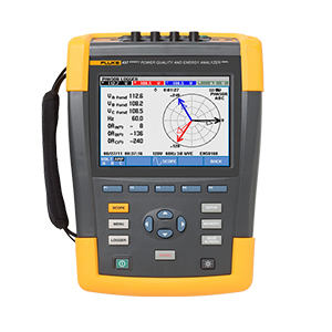 Fluke 437-II Power Quality and Energy Analyzer