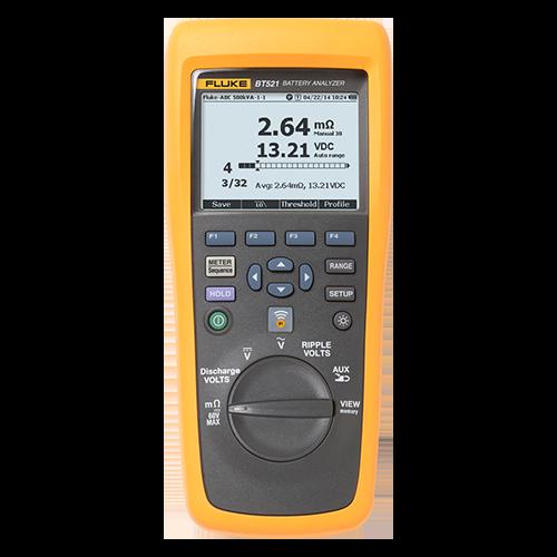 Fluke BT521 Battery Analyzer