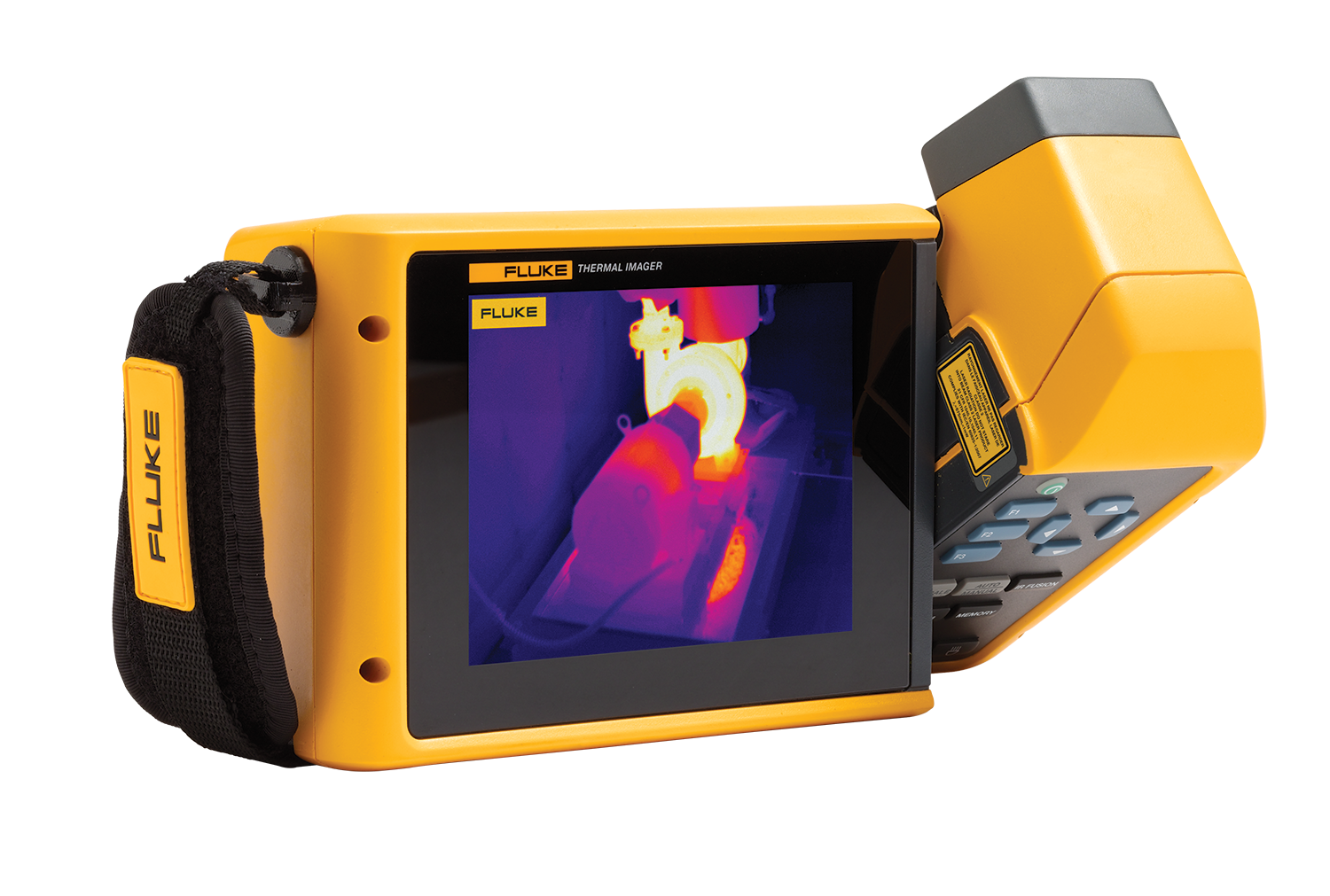 Fluke TiX501  Infrared Camera