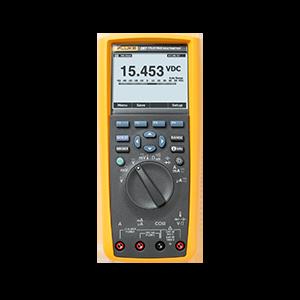 Đồng hồ vạn năng điện tử ghi dữ liệu Fluke 287 True-RMS