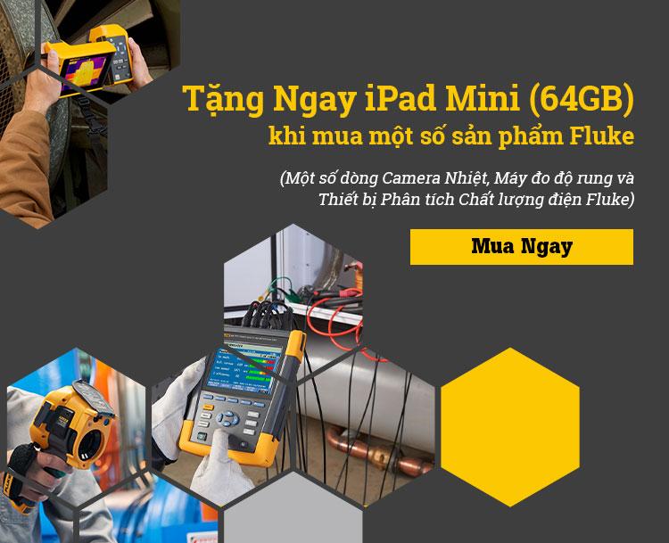 Tặng iPad Mini khi mua các sản phẩm sau: