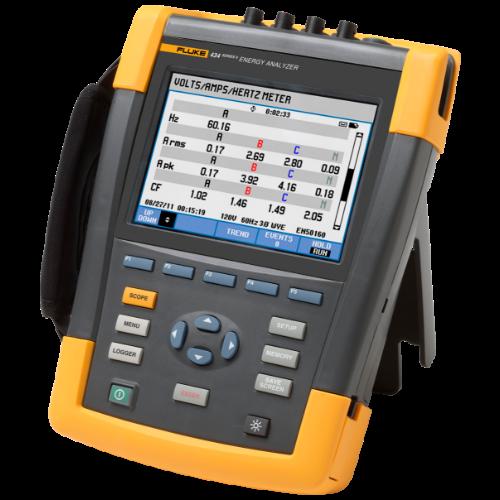 Fluke 434-II Power Quality & Energy Analyzer