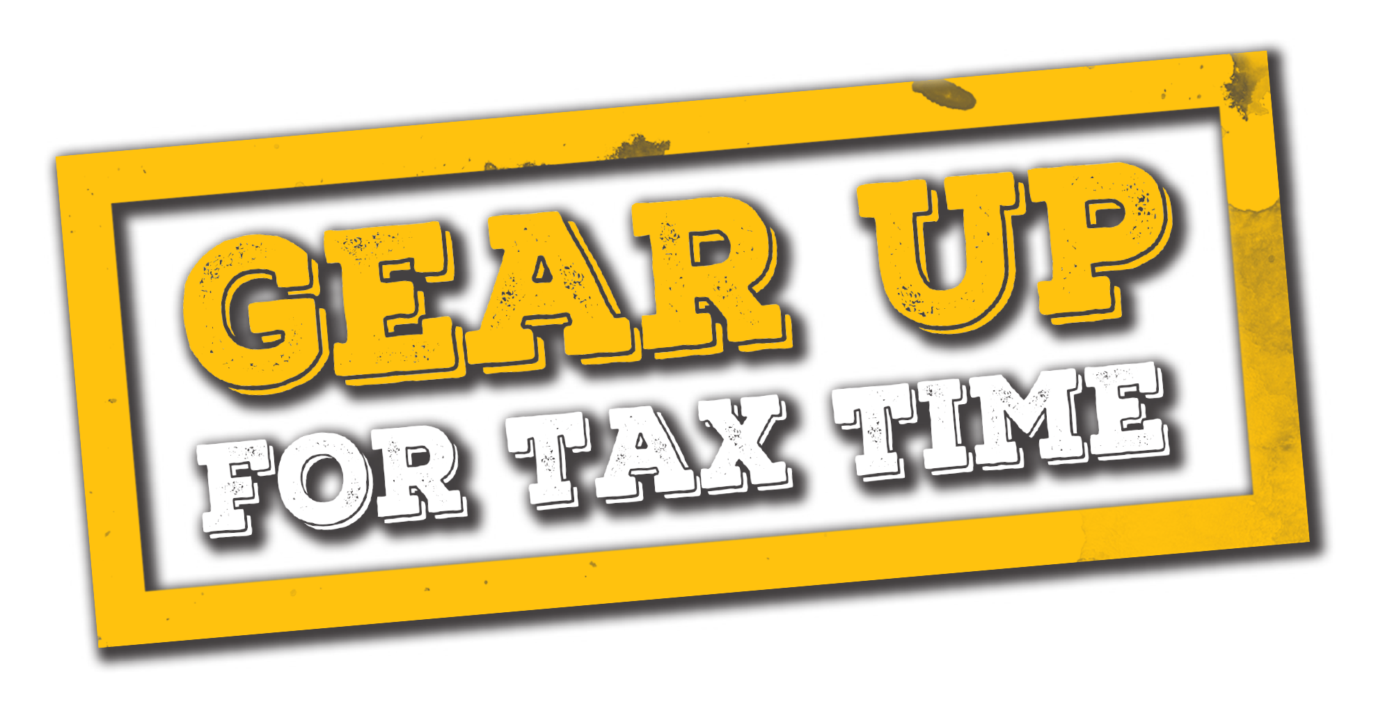Fluke Gear Up for Tax Time