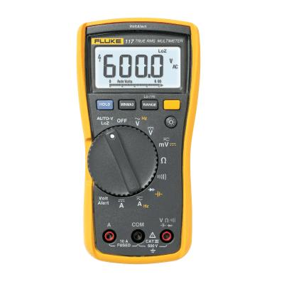 Fluke 113, 114, 115, 116, 117 Digital Multimeter