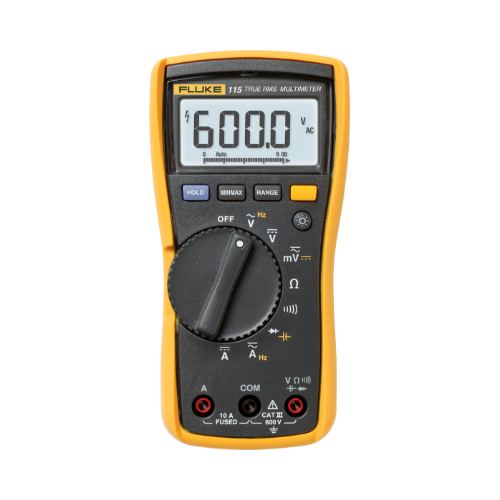 Fluke 115 Field Technicians Digital Multimeter