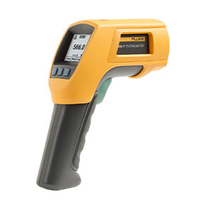 Fluke 566 Thermal Gun Infrared & Contact Thermometer