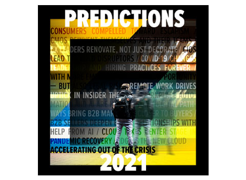 Predictions 2021: Accelerating Out Of The Crisis