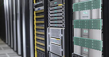 An introduction to HPE's Storage Strategy - The Intelligent Data Platform