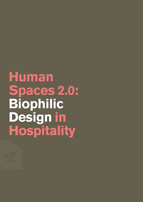 Raport: Biophilic Design in Hospitality