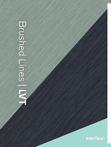 Brushed Lines Brochure