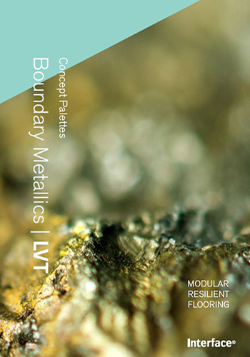 Boundary Metallics Concept Palettes