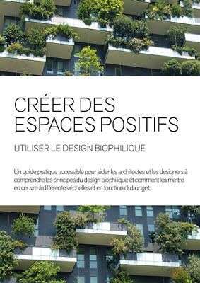 Guide sur le Design Biophilique