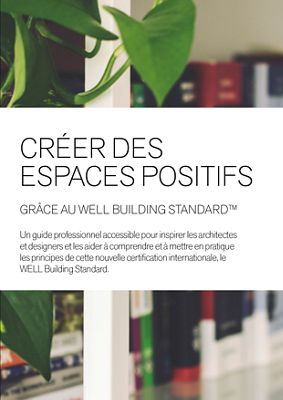 Rapport : Guide sur le WELL Building Design