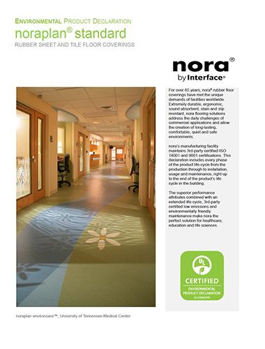 EPD noraplan Brochure