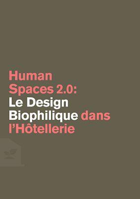 Le design biophilique dans l'hôtellerie