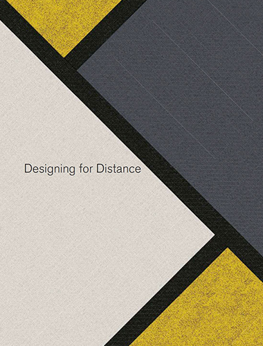 Designing for Distance Brochure