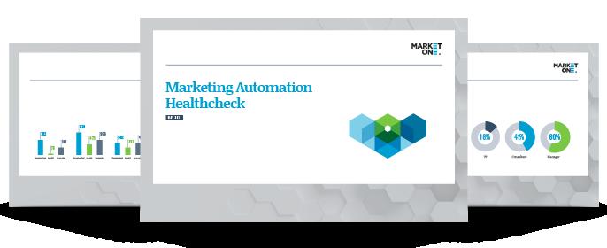 MarketOne International Marketing Automation Healthcheck