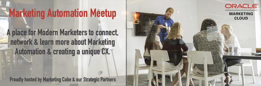 Marketing Automation Meetup