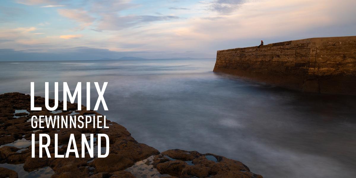 Reise nach Irland Gewinnspiel LUMIX Photo Adventure