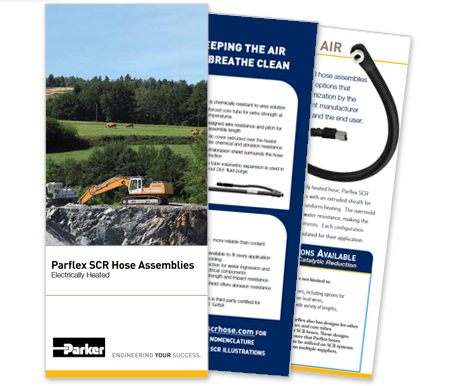 SCR Tri-fold Brochure