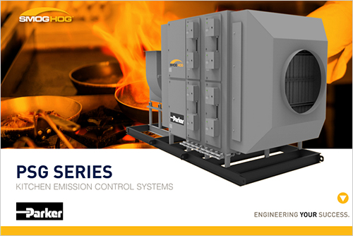 PSG Series: Kitchen Emission Control Systems