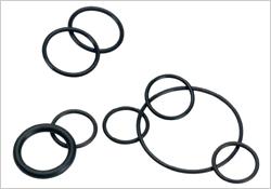Perfluoroelastomer 75 Durometer O-Ring, Low & High Temperature (FF580-75)