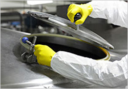 FF580-75 Offers Long Term Sealing and Outstanding Broad Chemical Resistance in the Harshest Operating Conditions