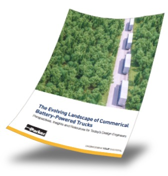 Download the white paper: The Evolving Landscape of Commercial Battery-Powered Trucks